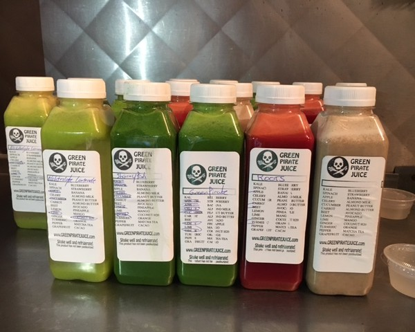 1 DAY CLEANSE PACKAGE