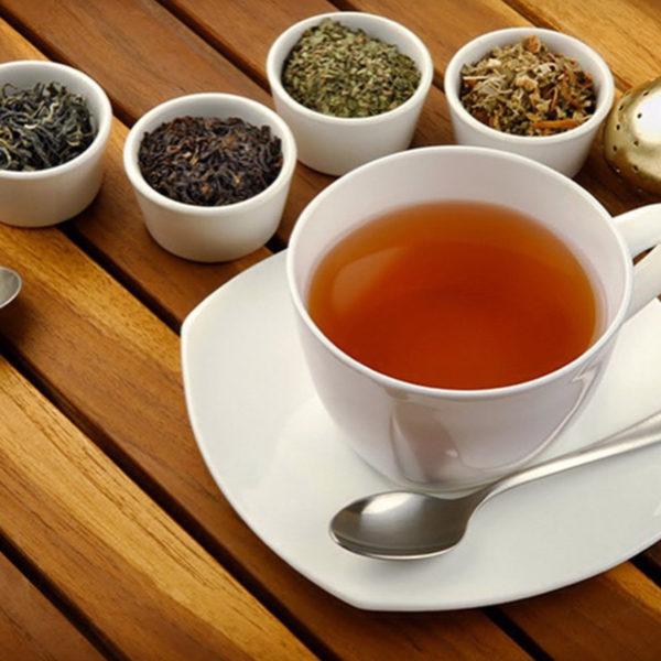 HOT HERBAL TEAS