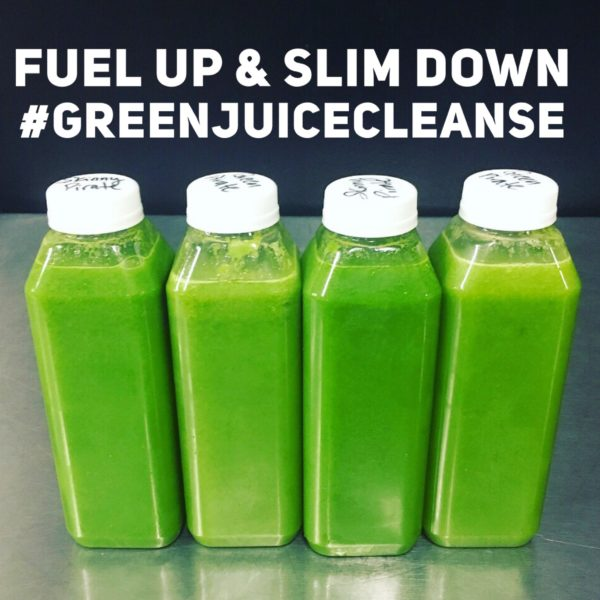 HOLIDAY JUICE CLEANSE - SALE
